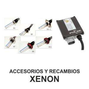 Accesorios y recambios xenon
