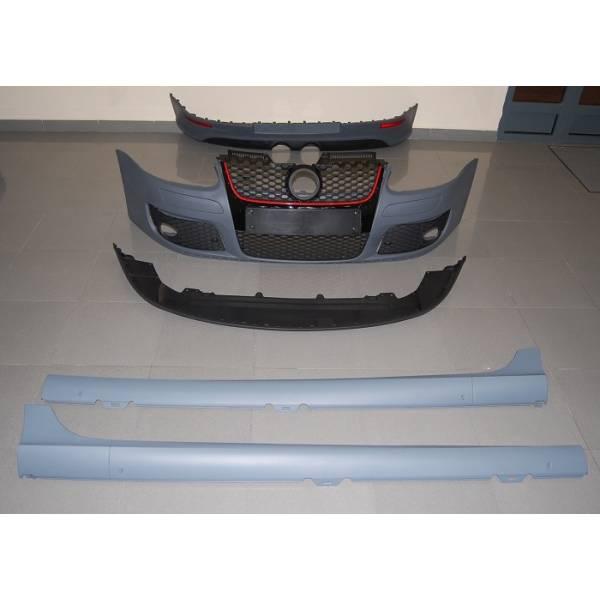 kit de carrocer a volkswagen golf 5 look gti malaga. Black Bedroom Furniture Sets. Home Design Ideas
