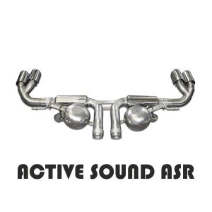Active Sound ASR