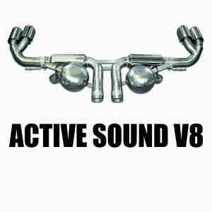 ACTIVE SOUND V8